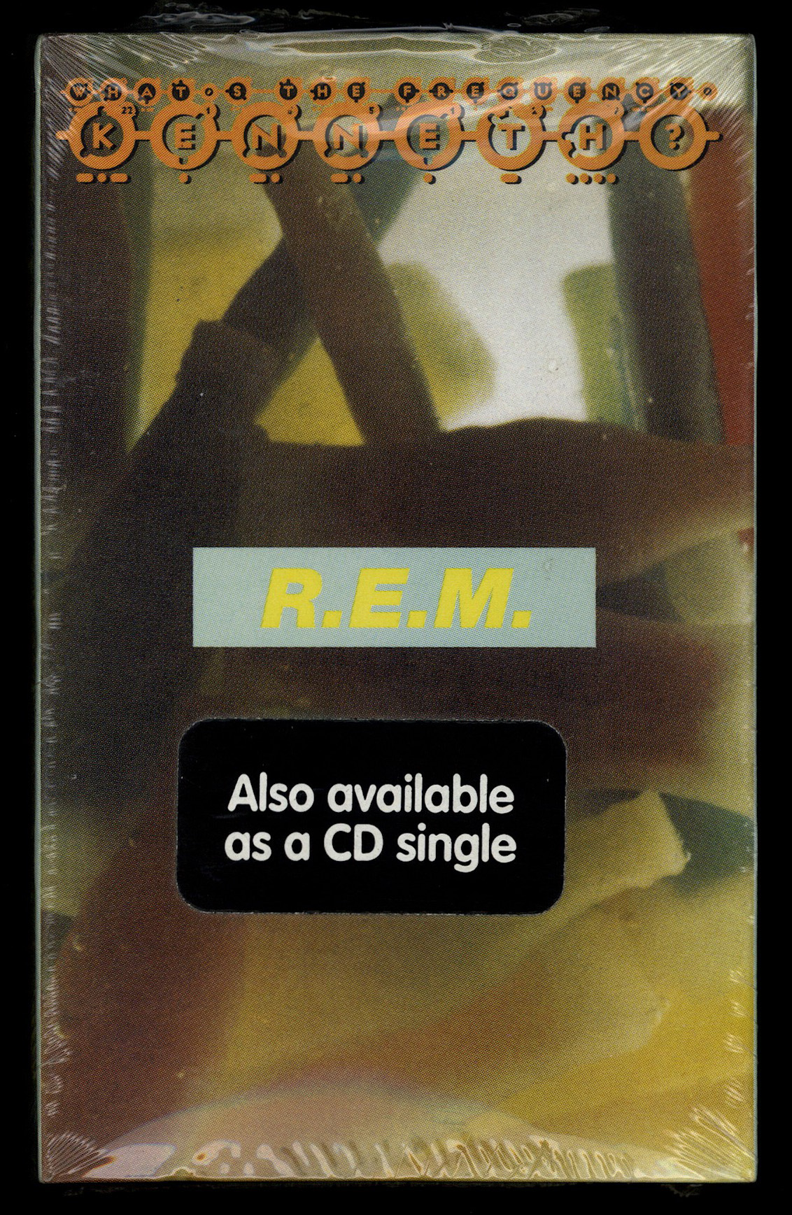 Cassingle cover