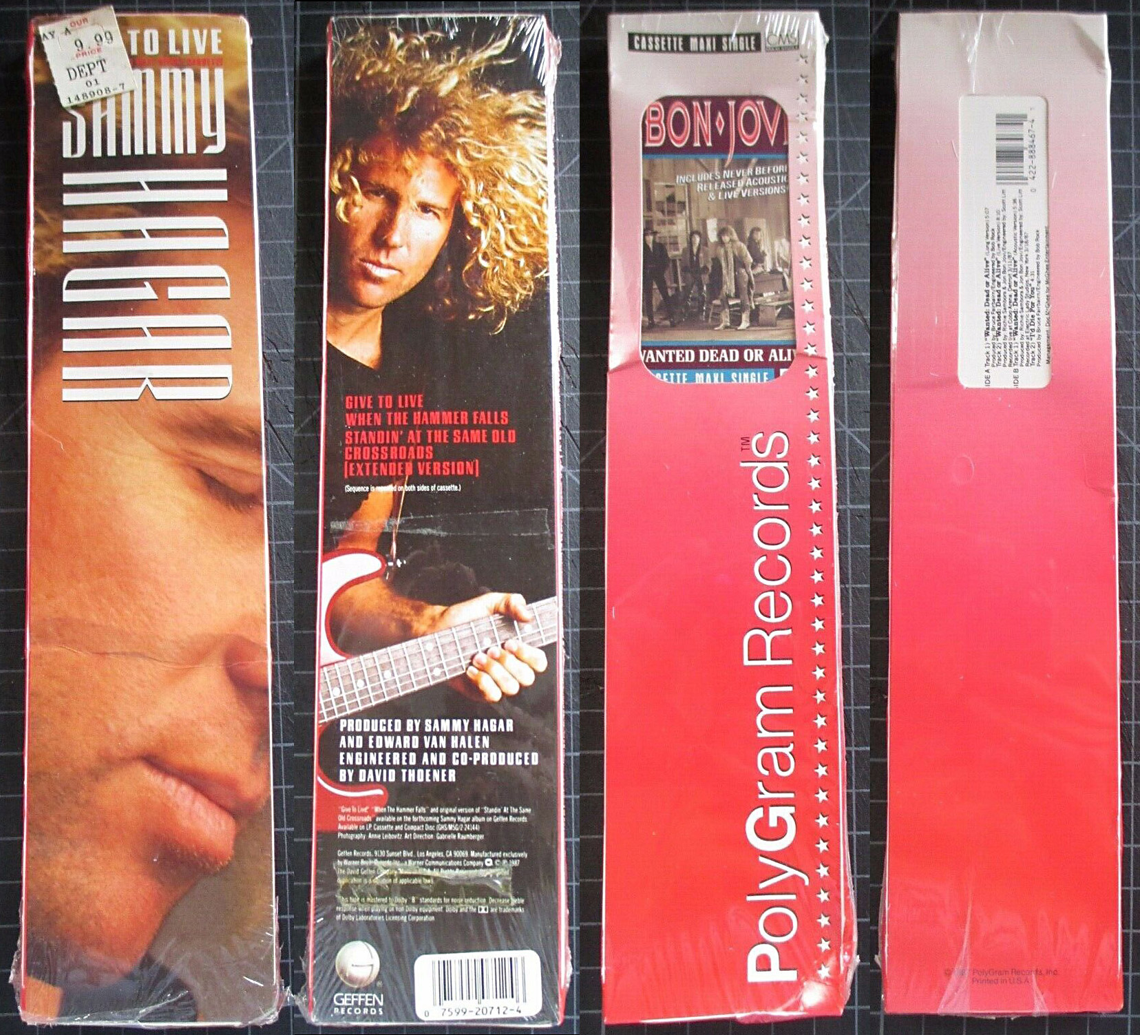 Cassingle longboxes